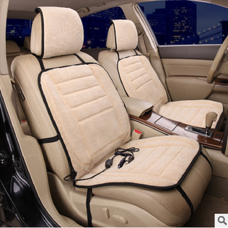 Electric Heated Car Seat Cushion