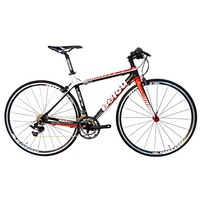 BEIOU 2016 Carbon Comfortable Bicycles 700C Road Bike LTWOO 2 10 Speed S R A M
