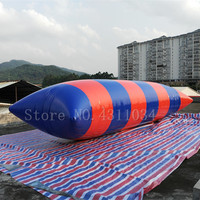 Free Shipping Free Delivery 5x2m Popular Water Game Hot Inflatable Water Blobs Jump Balloon ,Water Trampoline Blob For Sale
