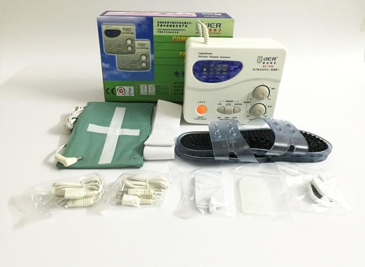 Équipement de thérapie électrique de stimulation d'impulsion magnétique d'arthrite de soulagement de douleur de certification de la CE
