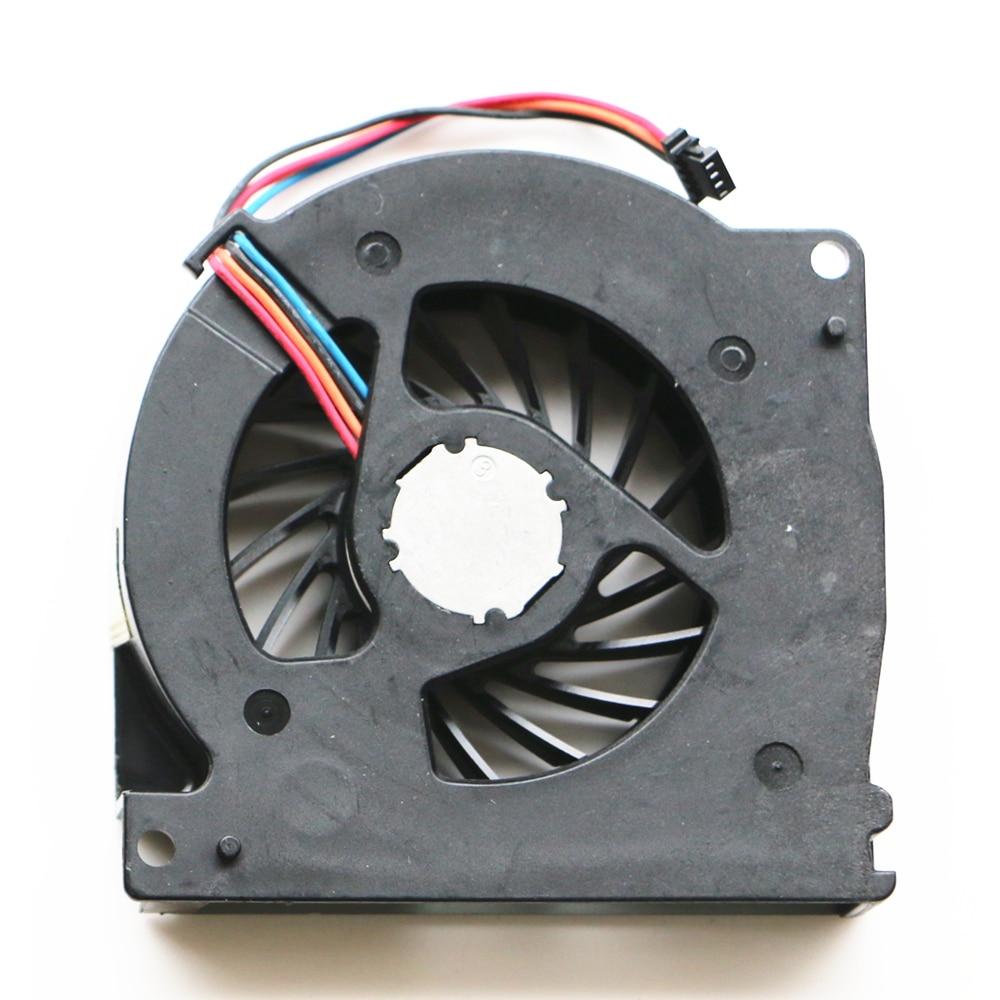 Новый вентилятор процессора для TOSHIBA Tecra A11 M11 S300 S500 Вентилятор охлаждения процессора G61C00008110 UDQFC65E8DT0