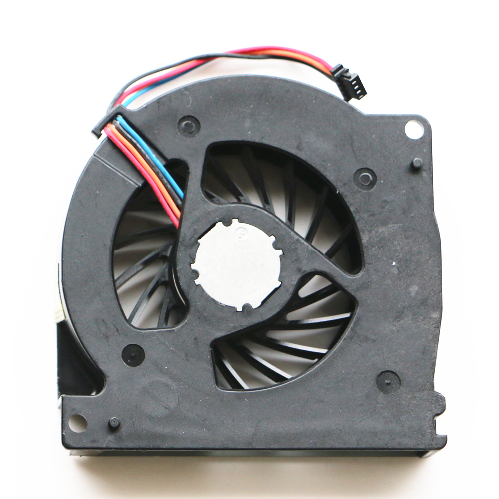 TOSHIBA Tecra A11 M11 S300 S500 Cpu 냉각 팬 G61C00008110 UDQFC65E8DT0 용 새로운 CPU 팬