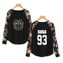 Bangtan7 Flowerful Sweatshirt (17 Models)