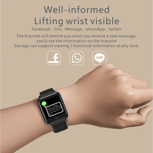 Image 5 - COXANG Q9 Smart Watch Men/Women Blood Pressure Heart Rate Monitor Fitness Tracker Waterproof Sport Smartwatch For Android IOS