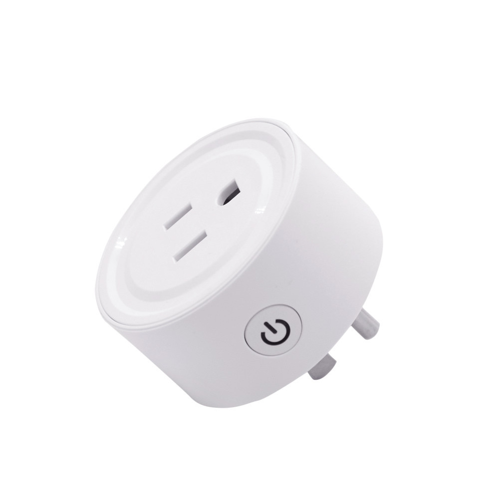 EPULA Smart Plug 1pc Smart WiFi Power Socket US Plug WIFI Switch For Google Home App Control/Amazon Alexa Connected By WiFi