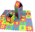 New Baby Toy Play Mat  EVA Foam Activity Gym 36pcs / lot Environmentally Friendly Mat Baby Gifts