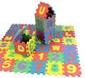 New Toy Baby Play Mat Gimnasio Actividad 36 unids/lote Estera Respetuosa del medio ambiente de Espuma EVA Bebé Regalos