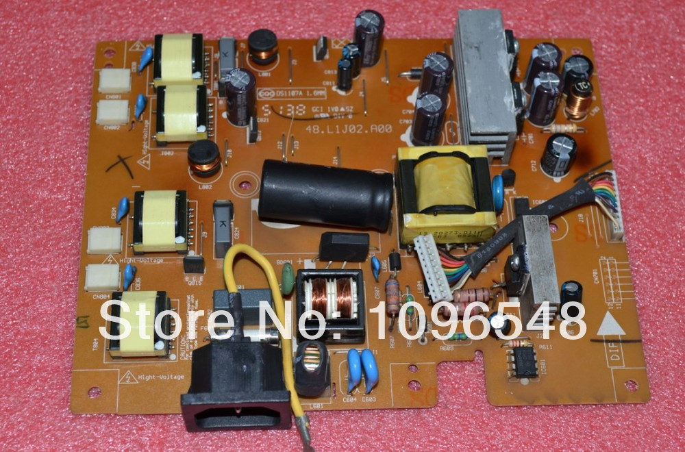 Free Shipping> FP71G FP91G + Q9T4 48.L1J02.A02 48.L1J02.A00 Power Board-Original 100% Tested Working free shipping fp71g power board fp91g power board 4h l1c02 a30 a31 con tor 100% tested working