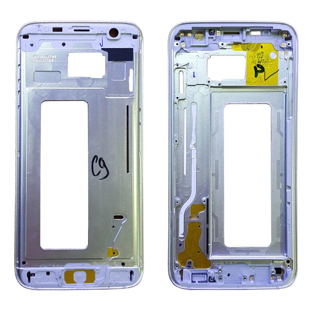 אביזרים לסמסונג גלקסי S7 קצה G935F התיכון מסגרת דיור לוח אמצע מארז
