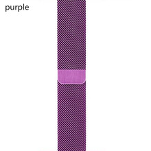 Milanese loop strap for apple watch band 42mm/44mm iwatch 4/3 band 38mm/40mm Stainless Steel Bracelet watchband Accessories(China)