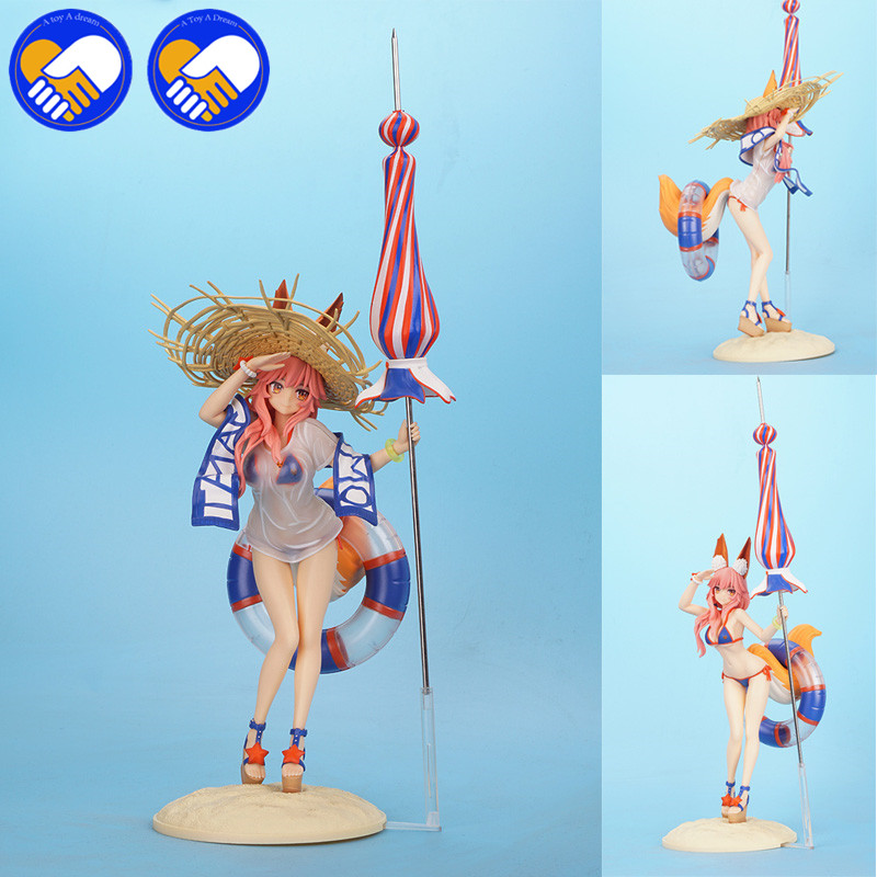 New Arrivals FGO Fate Grand Order Caster Figure Cute Servant Tamamo no Mae Archer Anime figurine PVC Model For Adults new order new order music complete 2 lp