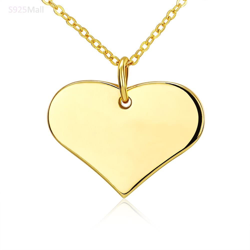 2016 Heart Charming Jewelery Fashion wedding Woman Collar Heart ...