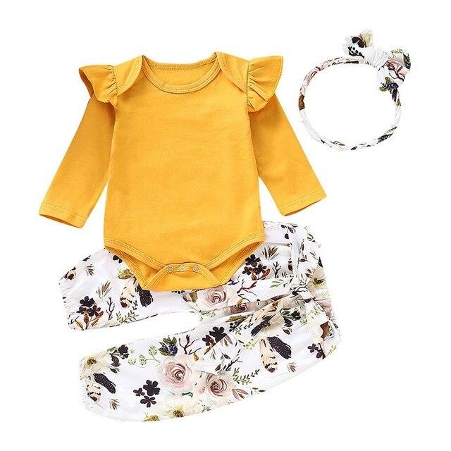 Toddler Baby Long Sleeves...