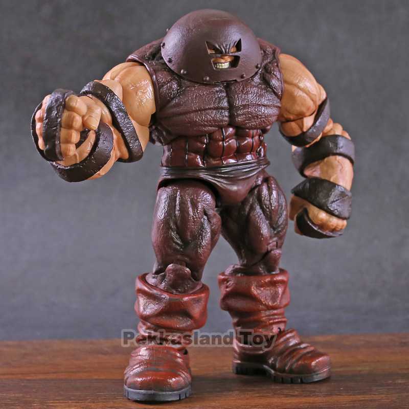 Marvel выберите X men Cain Марко Джаггернаут ПВХ фигурка Коллекционная модель игрушки Brinquedos Фигурки