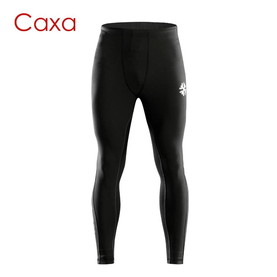 Caxa Mens Compression Workout Tight Pants Quick Dry Wicks Sweat Crossfit Leggings New Comfortable Tight Pant