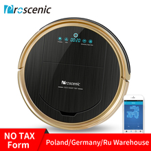 Proscenic 790T Robot Vacuum Cleaner Powerful Suction with APP Map Schedule Auto Charge Pet Hair Cleaning Robot Vacuum цена