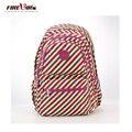 Hot!!! marca desenho Impresso Backpack school bolsas para adolescentes Vento Colégio 2016 de alta qualidade nylon saco de escola mochilas T2
