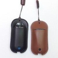 pu leather Original PU bag Lanyard Leather handbag For Vaporesso Renova Zero Pod Dustproof Protection Case E-cigarette Vape Accessories (2)