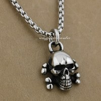 316L Stainless Steel Scorpion Mens Pendant AJ09(Necklace 24inch)
