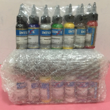 Professional 14 Color Permanent Tattoo Ink Kit Pigment Complete Set 30ML /Bottle Makeup Cosmetic Supply For Sale Free Shipping