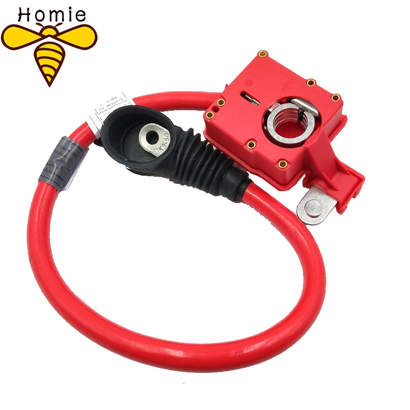Free Shipping New Positive Battery Cable For BMW F06 F07 F10 F12 F13 61129217036 9217036 61139203750