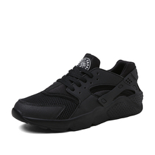 Men flat Casual Breathable Air Mesh Flats Shoes Tenis Masculino Esportivo Lightweight Trainer Shoes zapatillas deportivas hombre