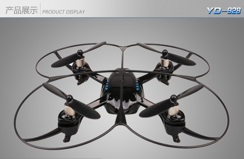 YD 928 RC Dron 6 Asix groy 4CH MIN RC helicopter model quadrocopter quad r aircraft Girft for toys UFO Pocket