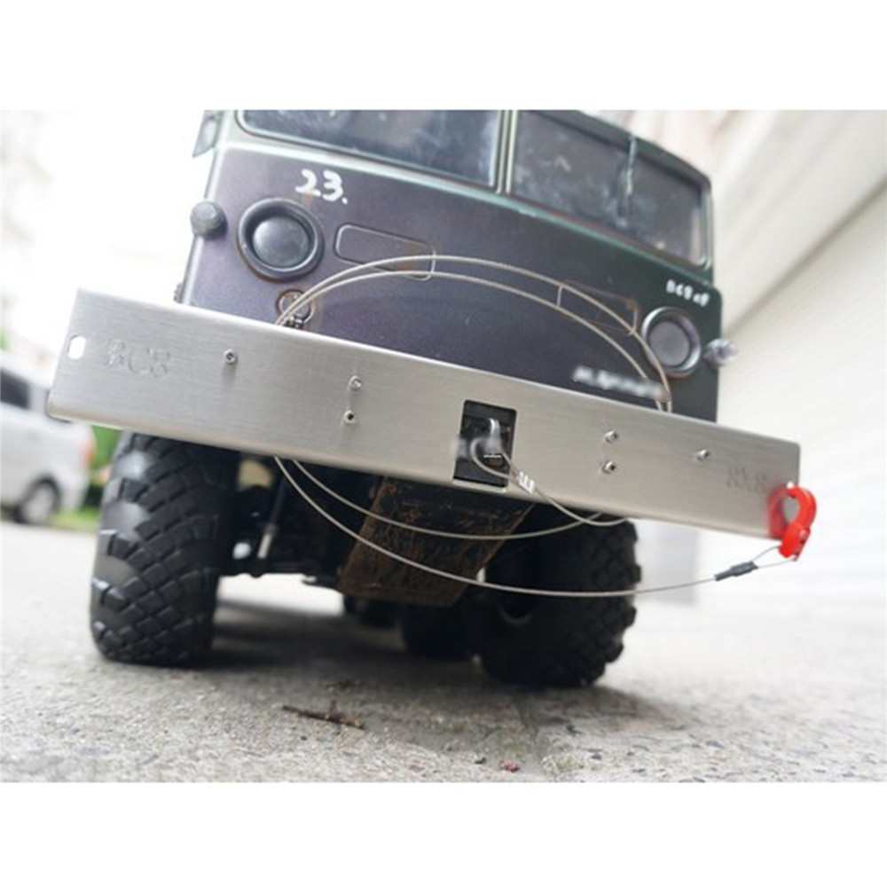 Metal Front Bumper Guard for CROSS RC BC8 Mammoth 1/12 8X8 Military Truck  RC Car Parts Accessories