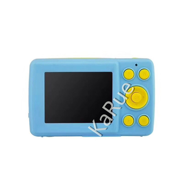 karue RICH Mini Digital Camera Digital Camer  16MP Mini Video  Camera 2.4 Inch Best Gift For child Anti-shake face detection