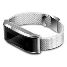 Смарт-наручные часы Браслет Шагомер ходьбы Счетчик калорий Спорт трекер IOS Andorid телефон (серебро)