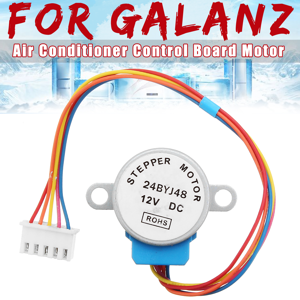 GAL12A BD Air Conditioner Control Board Motor Outboard Motor Metal Air  Conditioner Parts For GALANZ-in Air Conditioner Parts from Home Appliances  on ...