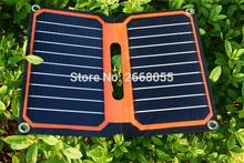Solarparts solar charger 5V/10W ETFE high efficiency portable solar charger 12V solar panel cell flexible camping outdoor use .