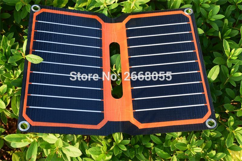 ФОТО Solarparts solar charger 5V/10W ETFE high efficiency portable solar charger 12V solar panel cell flexible camping outdoor use .