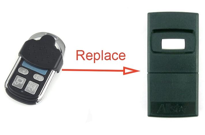 где купить 9931T Allstar 9931T-318 Garage Door Opener Remote Transmitter 318MHZ DHL free shipping по лучшей цене