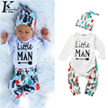 KEAIYOUHUO 2017 Spring Baby Girl Boy Clothes Costume For Kids Girls Clothes Set Pattern Infant Boys Outfit Suit Newborn Clothing
