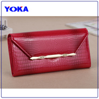 NEW HOT wallets,genuine leather wallets,women fashion genuine cow leather clutch wallets,lady patent purse