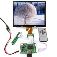 8 polegada 1024x768 ips lcd tela hj080ia hdmi lcd placa de controlador|Peças e acessórios de reposição| |  -