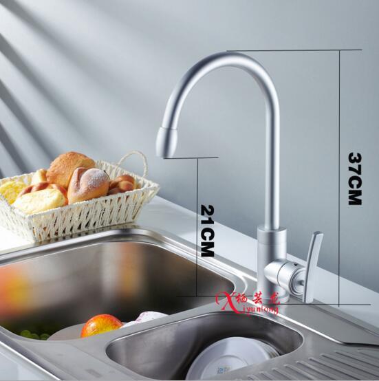 Space aluminum kitchen faucet manufacturers wholesale vegetables ...