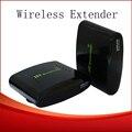 Nueva 433 MHz Wireless IR Remote Extender Más de 200 m de Control Remoto señales de TV AV DVD DVR IPTV Receptor Transmisor de Vídeo remitente