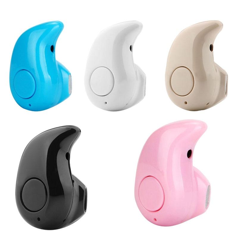 Newest Mini Wireless Bluetooth Stereo In-Ear Earphone Headphone Headset  DJA99