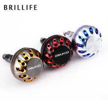 Фотография BRILLIFE Baitcasting Fishing Reel Cranking Handle Knob for Daiwa Shimano ABU Spinning Reel