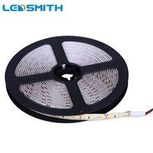 5M 600leds 2835 SMD LED Strip Waterproof IP65 DC 12V High Brightness LED Ribbon 120 leds/m Super Bright than 3528 LED Tape