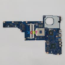 цена на 685108-601 685108-001 685108-501 6050A2493101-MB-A02 HM75 w HD7450/1G GPU for HP 1000 CQ45 NoteBook PC Laptop Motherboard
