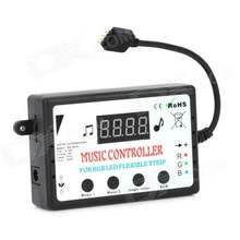 Светодиодный контроллер для музыки zndiy гибкий светодиодный