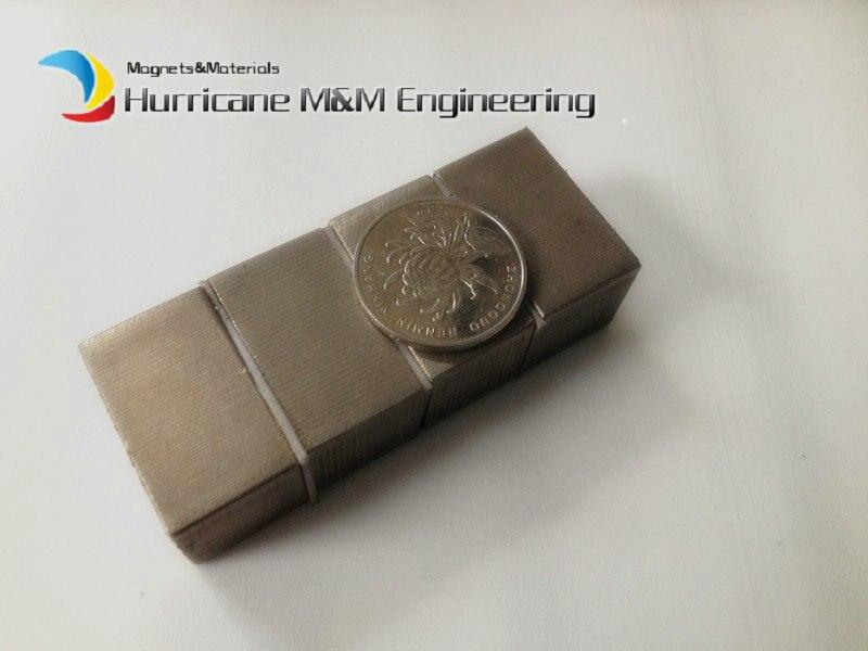 """""""1 пачка Магнит smco блока 30x19x18 мм 1.18"""""""" Длина 350 градусов C высокой рабочей температуры постоянные Редкоземельные магниты"""""""