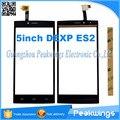 """5.0 """"дюймовый Сенсорный Для DEXP Ixion ES2 Сенсорный Экран Замена Digitizer Панель"""