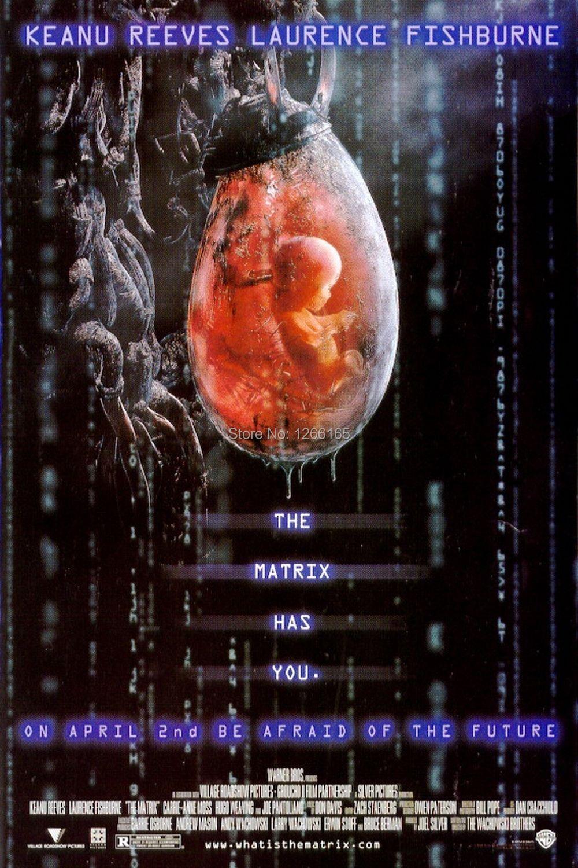 The Matrix Movie Poster 12x18