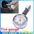 1pcs Auto Motor Car Truck Bike Tyre Tire Air Pressure Gauge Meter Vehicle Tester monitoring system diagnostic tool Free Shipping