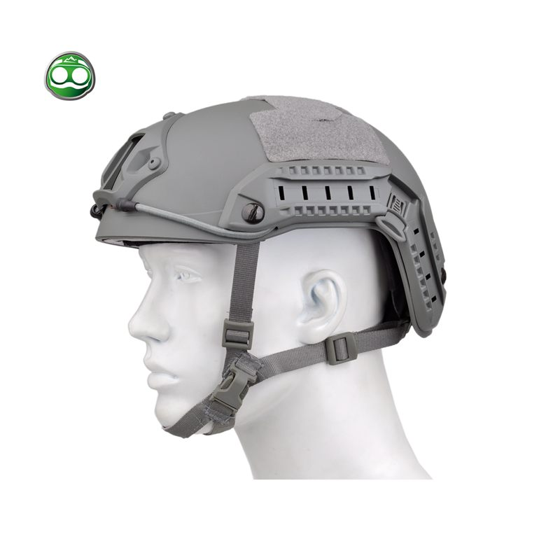 nHelmet FAST Tactical Protective ABS Helmet Maritime Wargame Airsoft Grey NH01101 tactical wargame motorcycling helmet w eye protection glasses grey black size l7