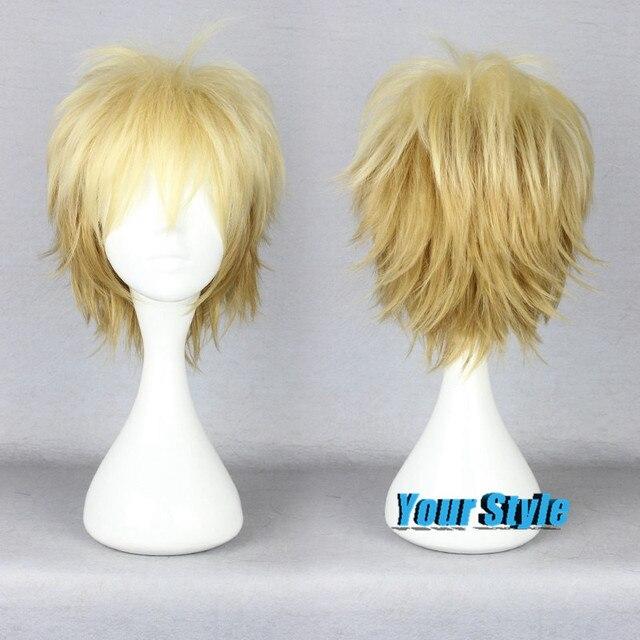 30cm Fashion Cute Short Haircuts Hair Cut Blonde Picture